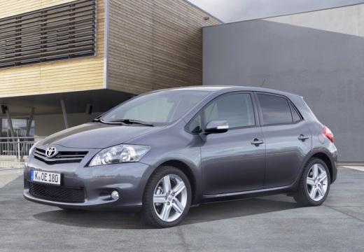 Toyota Auris 1.6 Sprint Hatchback II 132KM (benzyna)