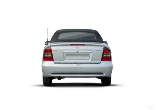 OPEL Astra II Cabriolet kabriolet tylny