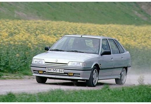 RENAULT R21 hatchback silver grey przedni lewy