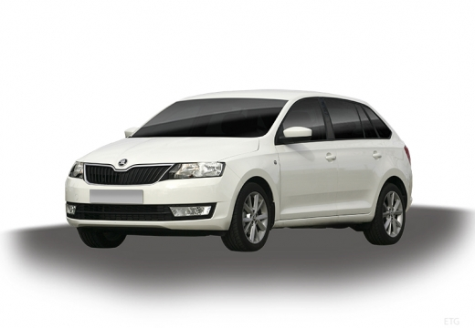 SKODA Rapid Spb. 1.2 TSI Joy Hatchback Spaceback I 90KM (benzyna)