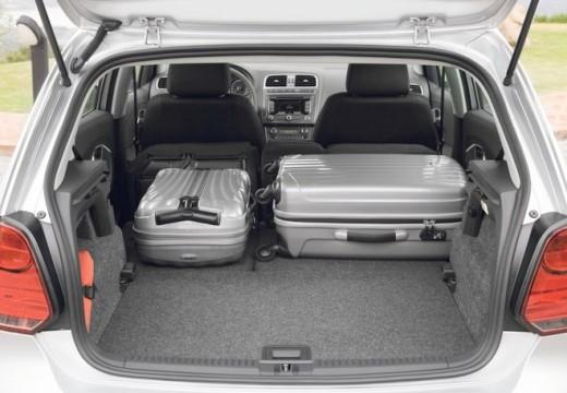 VOLKSWAGEN Polo hatchback przestrzeń załadunkowa