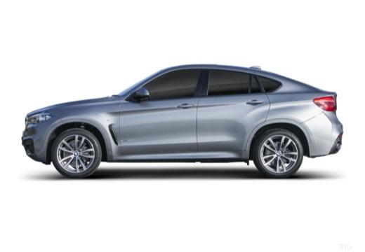 BMW X6 X 6 F16 hatchback boczny lewy