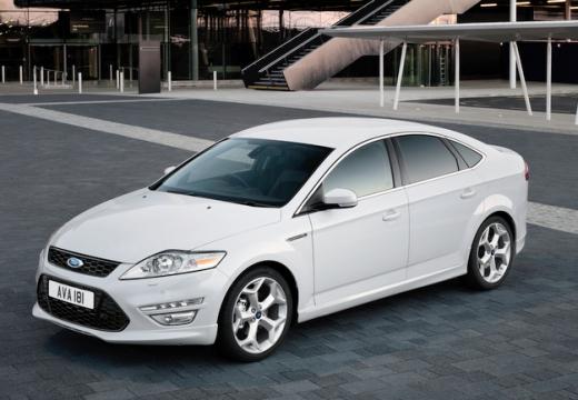 FORD Mondeo sedan biały przedni lewy