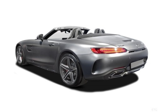 MERCEDES-BENZ Mercedes AMG GT roadster tylny lewy