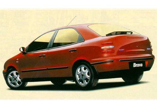 FIAT Brava 1.9 JTD 105 SX Hatchback I 2.0 105KM (diesel)