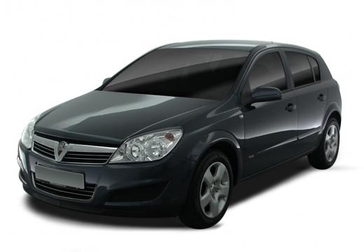 OPEL Astra III II hatchback czarny