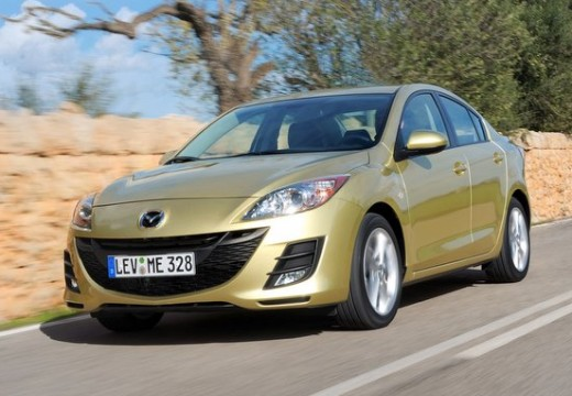 MAZDA 3 1.6 CD Exclusive Sedan III 109KM (diesel)