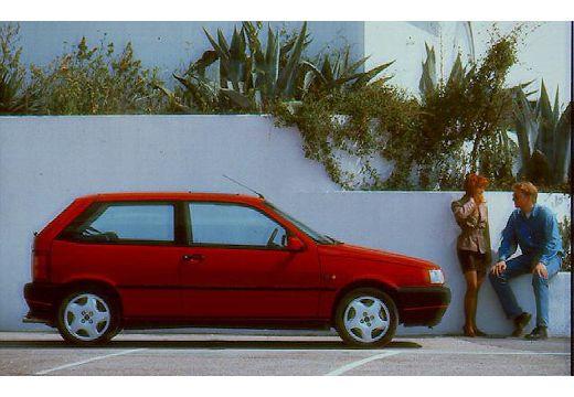 FIAT Tipo I hatchback boczny prawy