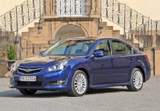 SUBARU Legacy VIII sedan niebieski jasny przedni lewy