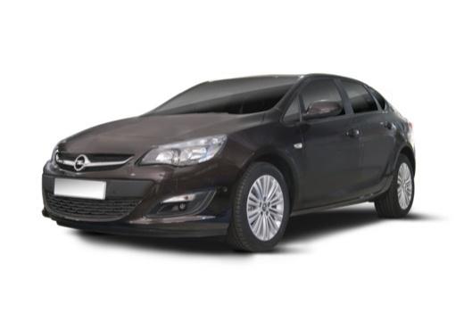 OPEL Astra IV sedan czarny przedni lewy