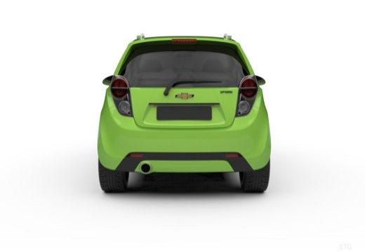 CHEVROLET Spark III hatchback tylny