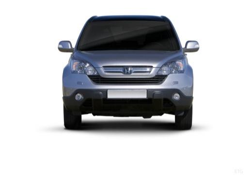 HONDA CR-V V kombi silver grey przedni