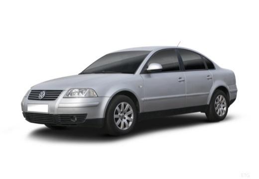 VOLKSWAGEN Passat IV sedan silver grey przedni lewy