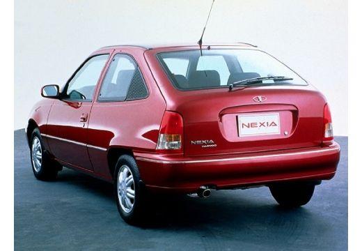 DAEWOO / FSO Nexia hatchback czerwony jasny tylny lewy