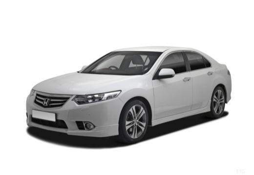 HONDA Accord VIII sedan biały przedni lewy