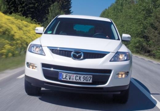 MAZDA CX-9 kombi biały przedni