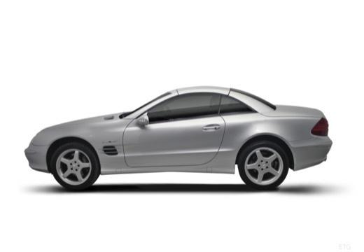 MERCEDES-BENZ Klasa SL SL 230 I roadster boczny lewy