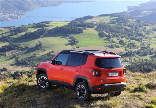 JEEP Renegade I kombi