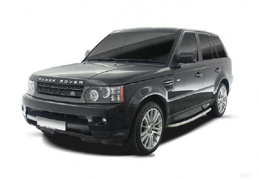 LAND ROVER Range Rover Sport III kombi czarny