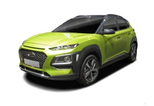 HYUNDAI Kona 1.0 T-GDI Premiere Comfort Hatchback I 120KM (benzyna)