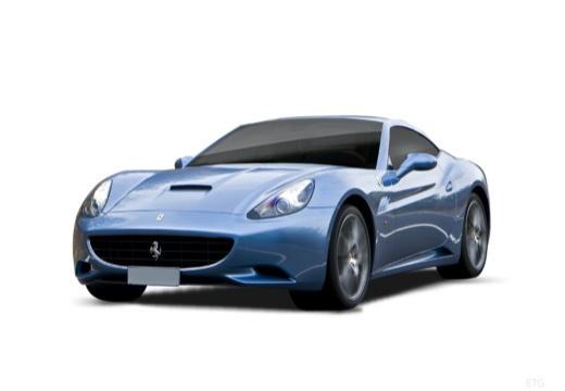 FERRARI California I kabriolet niebieski jasny przedni lewy