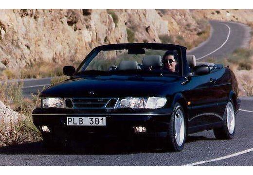 SAAB 900 Cabriolet kabriolet przedni lewy