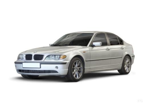BMW Seria 3 E46/4 sedan