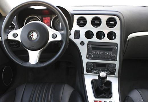 ALFA ROMEO 159 Sportwagon kombi tablica rozdzielcza