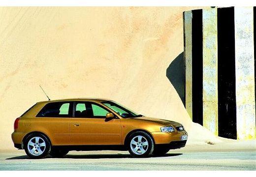 AUDI A3 /S3 8L I hatchback złoty przedni prawy