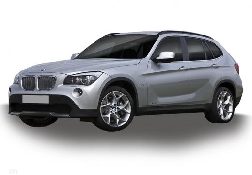 BMW X1 X 1 E84 I kombi silver grey