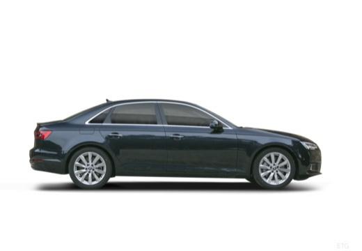 AUDI A4 I sedan boczny prawy