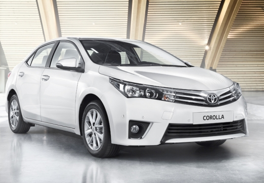 Toyota Corolla 1.4 D-4D Active Sedan III 90KM (diesel)