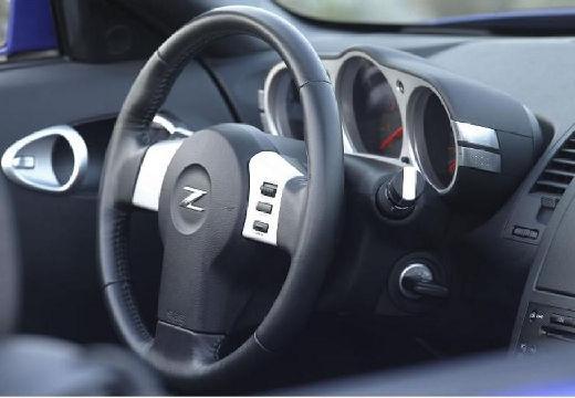 NISSAN 350 Z roadster tablica rozdzielcza
