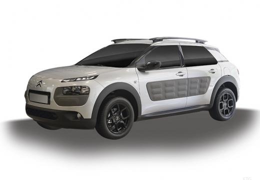 CITROEN C4 Cactus 1.2 PureTech Start EU6 Hatchback I 75KM (benzyna)
