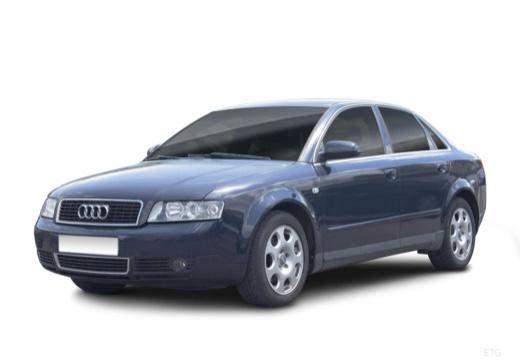 AUDI A4 8E I sedan przedni lewy