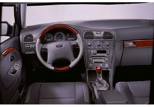 VOLVO S40 III sedan szary ciemny tablica rozdzielcza