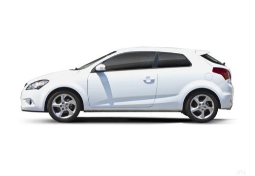 KIA Ceed Proceed III hatchback boczny lewy
