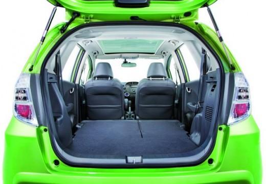HONDA Jazz III hatchback przestrzeń załadunkowa