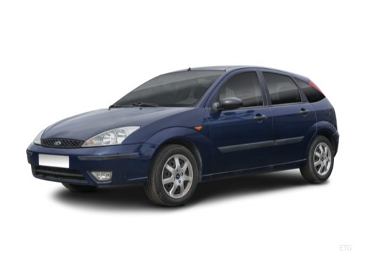 FORD Focus II hatchback