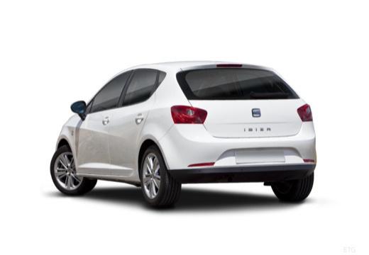 SEAT Ibiza V hatchback tylny lewy