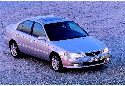 HONDA Accord IV sedan silver grey przedni prawy