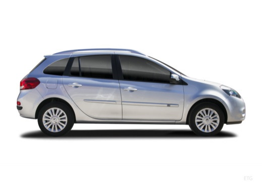 RENAULT Clio III Grandtour II kombi boczny prawy