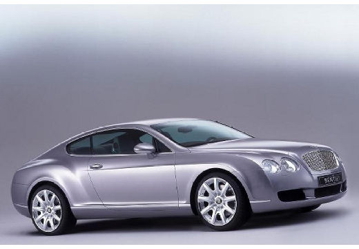BENTLEY Continental Coupe GT I