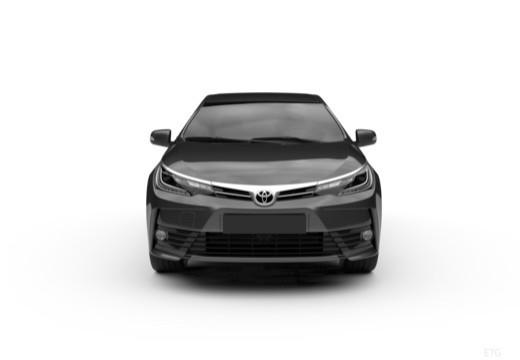 Toyota Corolla IV sedan przedni
