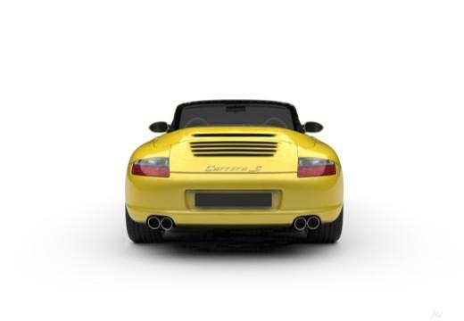 PORSCHE 911 Cabrio 997 kabriolet tylny