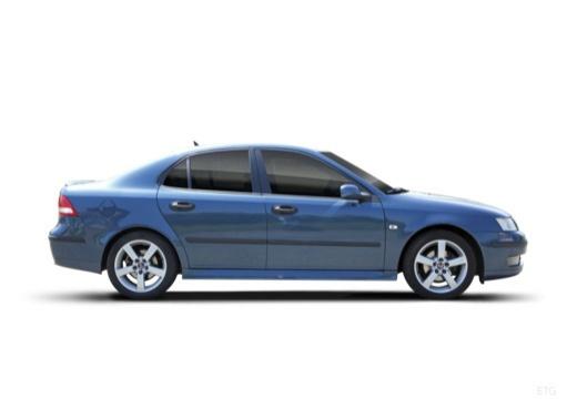 SAAB 9-3 Sport I sedan boczny prawy