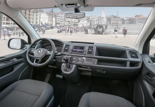 VOLKSWAGEN Caravelle T6 kombi tablica rozdzielcza