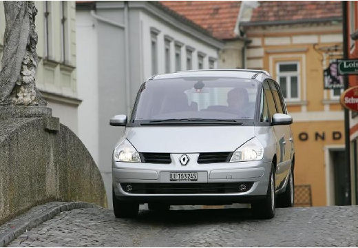 RENAULT Espace 2.0T Expression Van VI 170KM (benzyna)