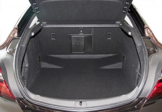 OPEL Insignia II hatchback przestrzeń załadunkowa