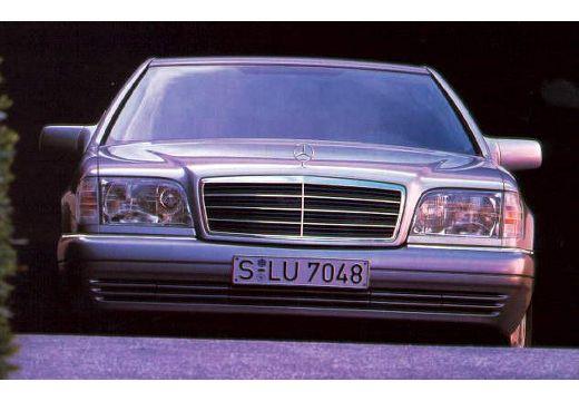 MERCEDES-BENZ Klasa S W140 II sedan przedni